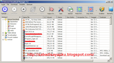 Download IDM V7.1 Full Version Tanpa Registrasi