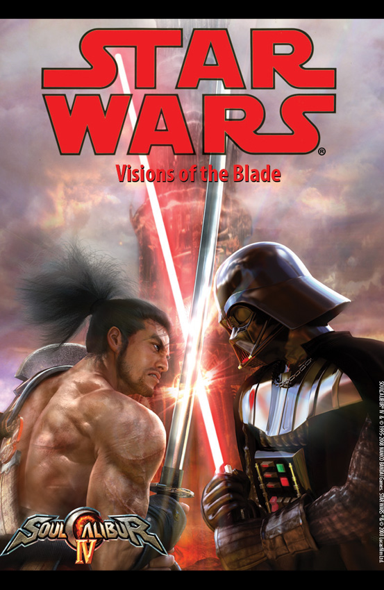 Read online Star Wars: Visions of the Blade comic -  Issue # Full - 1