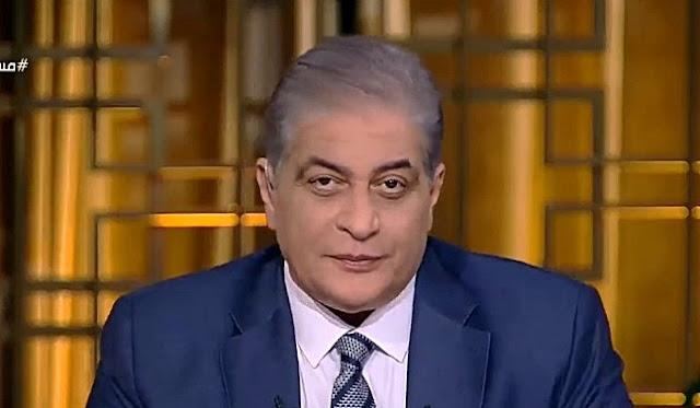 برنامج مساء dmc حلقة 25/4/2018 أسامه كمال الاربع 25/4