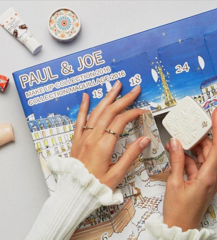The Paul & Joe Beauty Advent Calendar for 2016.