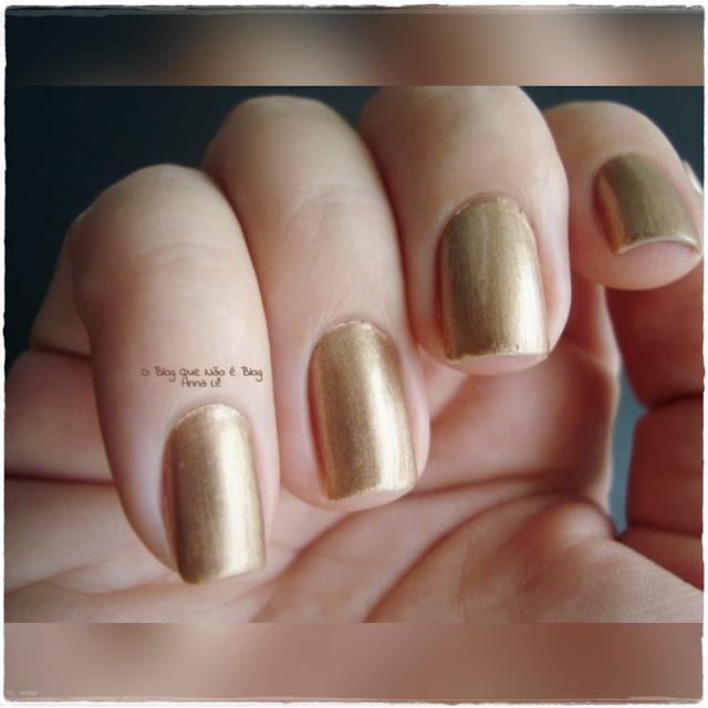 Oro Puro Alfaparf Esmaltes Dourado