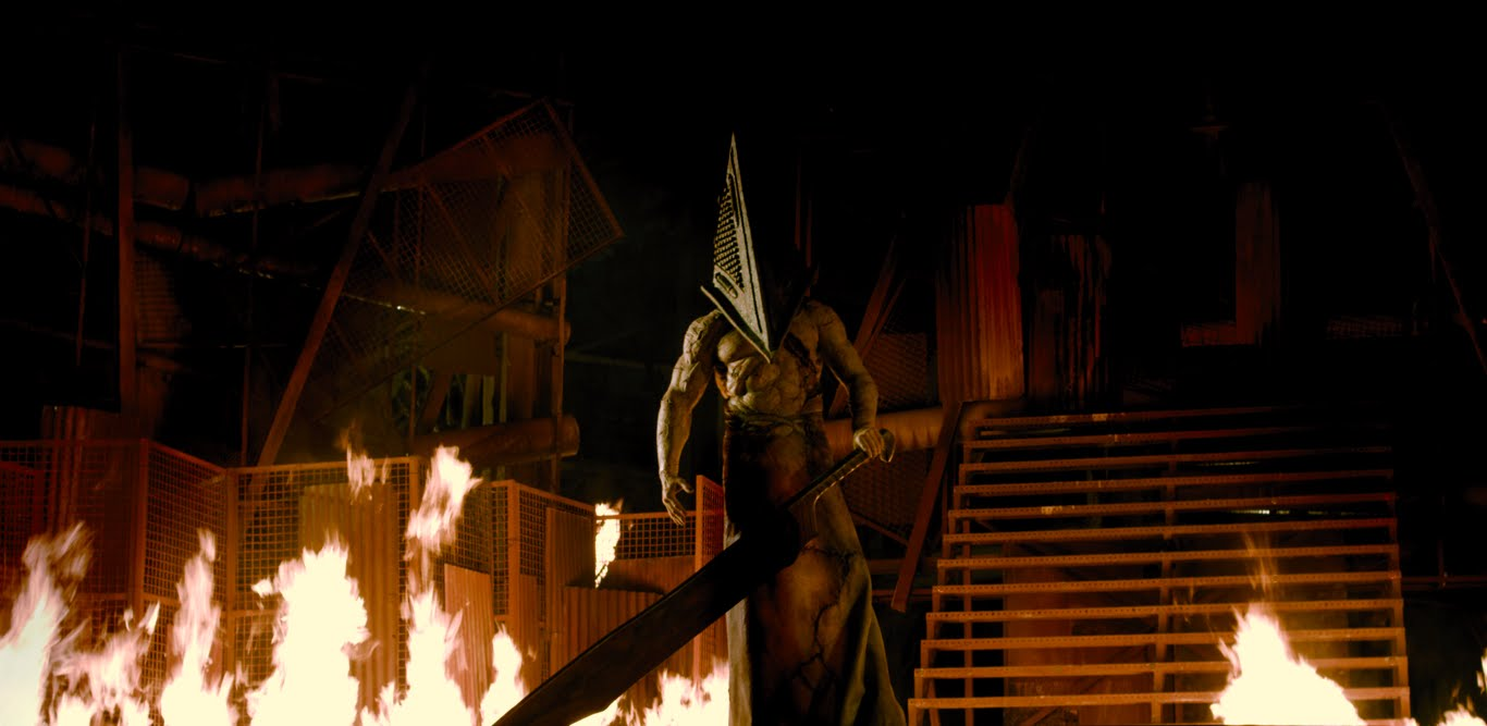 Silent Hill 2 Trailer Silent Hill 2 Revelation Movie Pictures