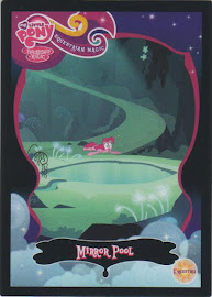 My Little Pony Mirror Pool Series 2 Trading Card