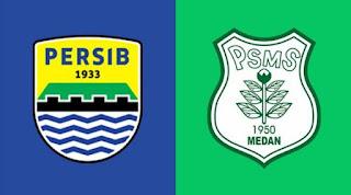 Jadwal Persib Bandung vs PSMS Medan: Juamat 9 November 2018