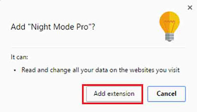 Cara Mudah Menggunakan Night Mode di Google Chrome