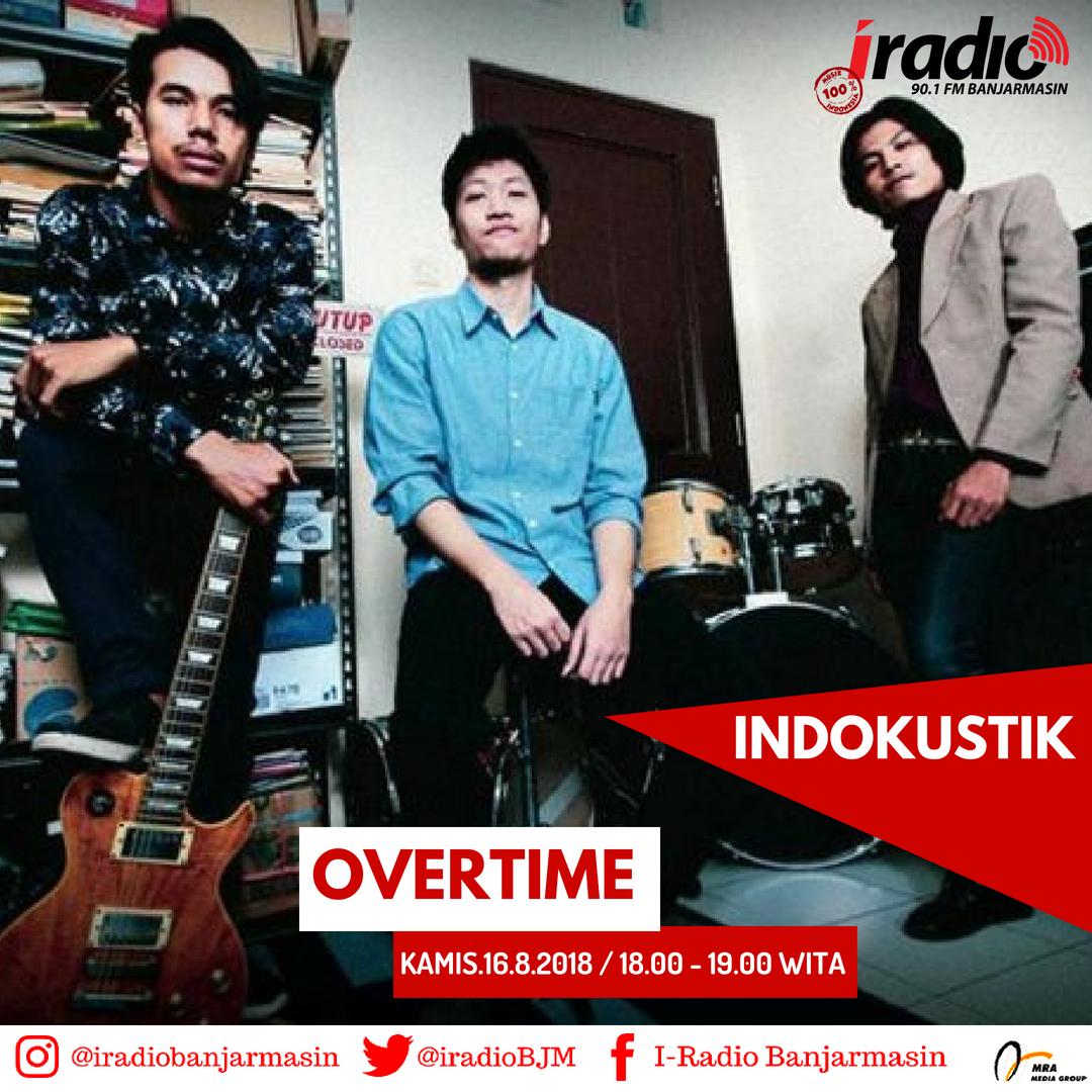 OVERTIME ON I-Radio