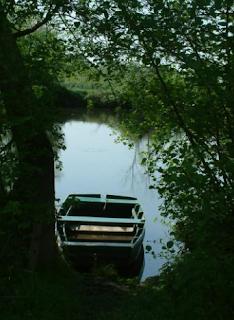 Carp fishing spots river Isle