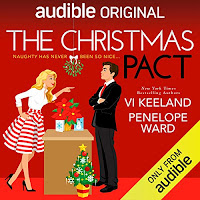 Audiobook Review: The Christmas Pact by Vi Keeland and Penelope Ward | About That Story