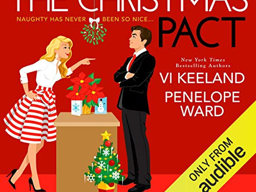 Audiobook Review: The Christmas Pact by Vi Keeland and Penelope Ward