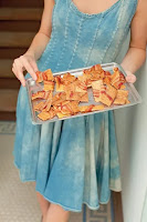 Martha Hall Foose's Bacon Crackers