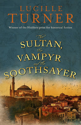 ARC Review: The Sultan, the Vampyr and the Soothsayer by Lucille Turner