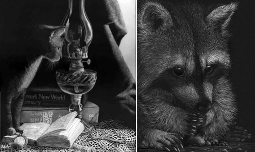 00-Lorna-Hannett-Animals-Drawings-Scratched-out-of-Ink-with-the-Scratchboard-www-designstack-co