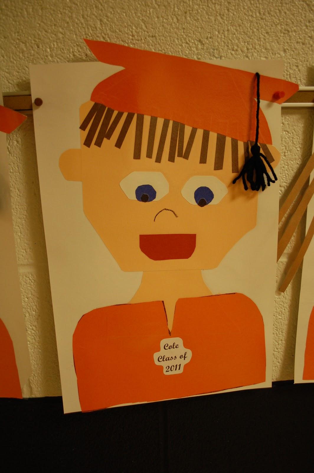 Little Warriors Cute Kindergarten Graduation Art
