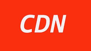 Gunakan cdn sebagai hosting css atau javascript di template blogger