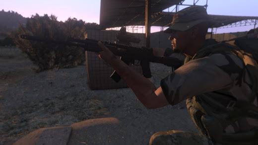 Arma3用AK MODのAK-12