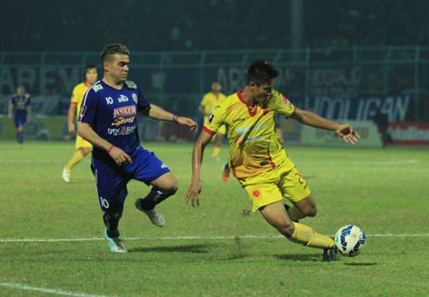 Sriwijaya FC vs Arema