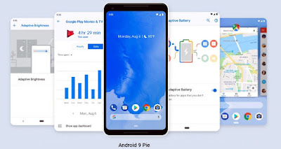 List of Smartphones to get Android 9 Pie Update