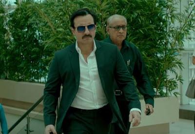 Baazaar Movie Trailer out