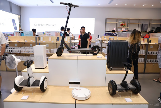 Xiaomi khai trương cửa hàng Mi Store lớn nhất tại Việt Nam