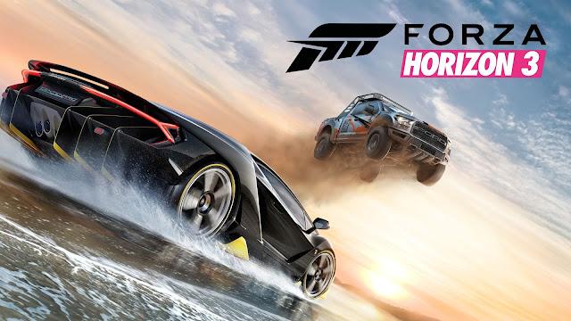 حصريا : تحميل لعبة سباق السيارات Forza Horizon 3 نسخة كاملة + الكراك | تورنت
