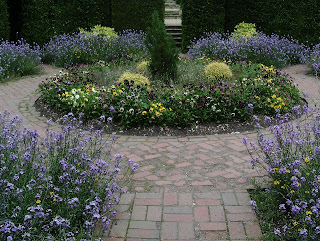 Garden Design Circles Kingston Maurward Green Fingered Blog