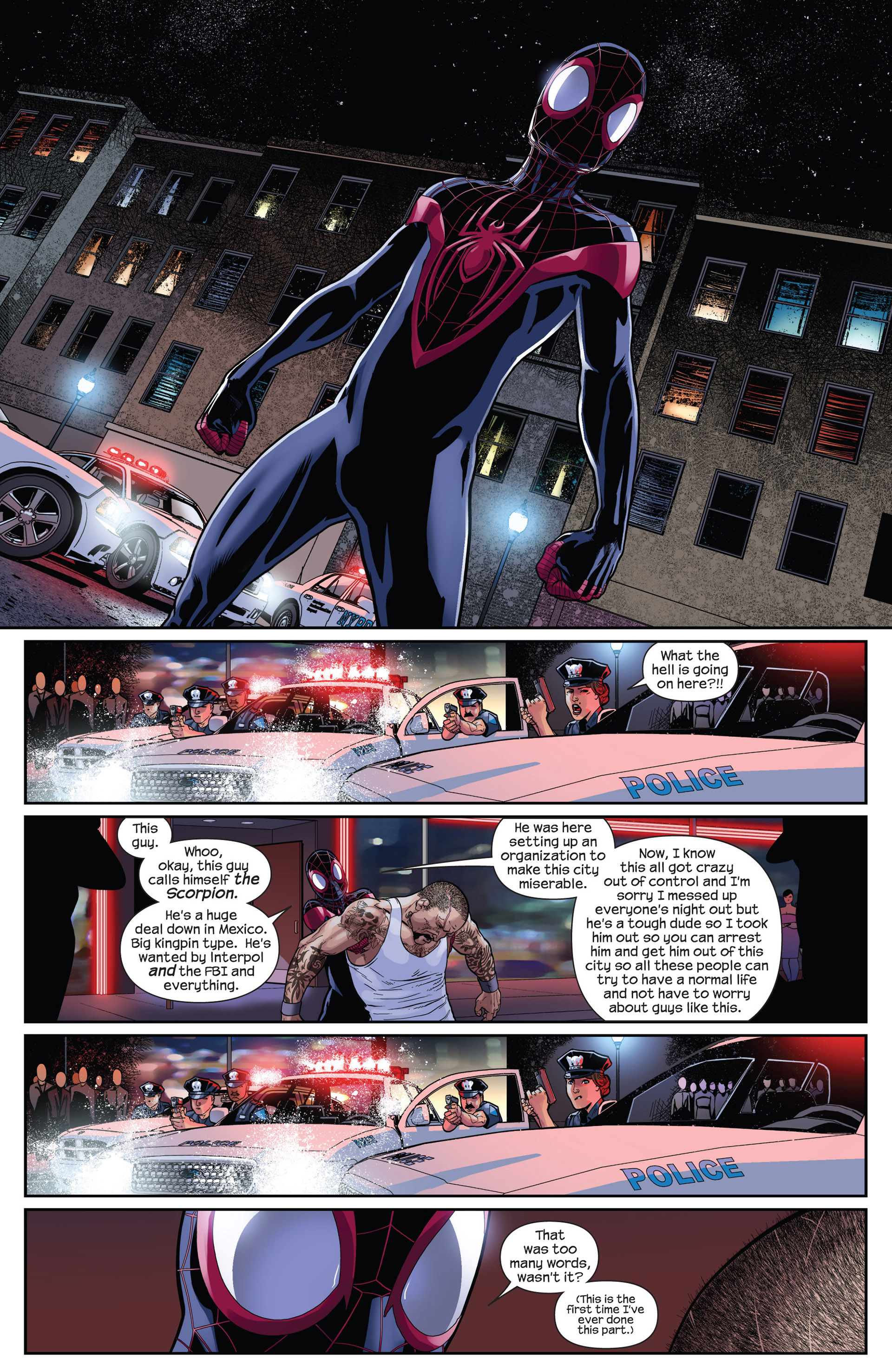 Read online Ultimate Comics Spider-Man (2011) comic -  Issue #11 - 15