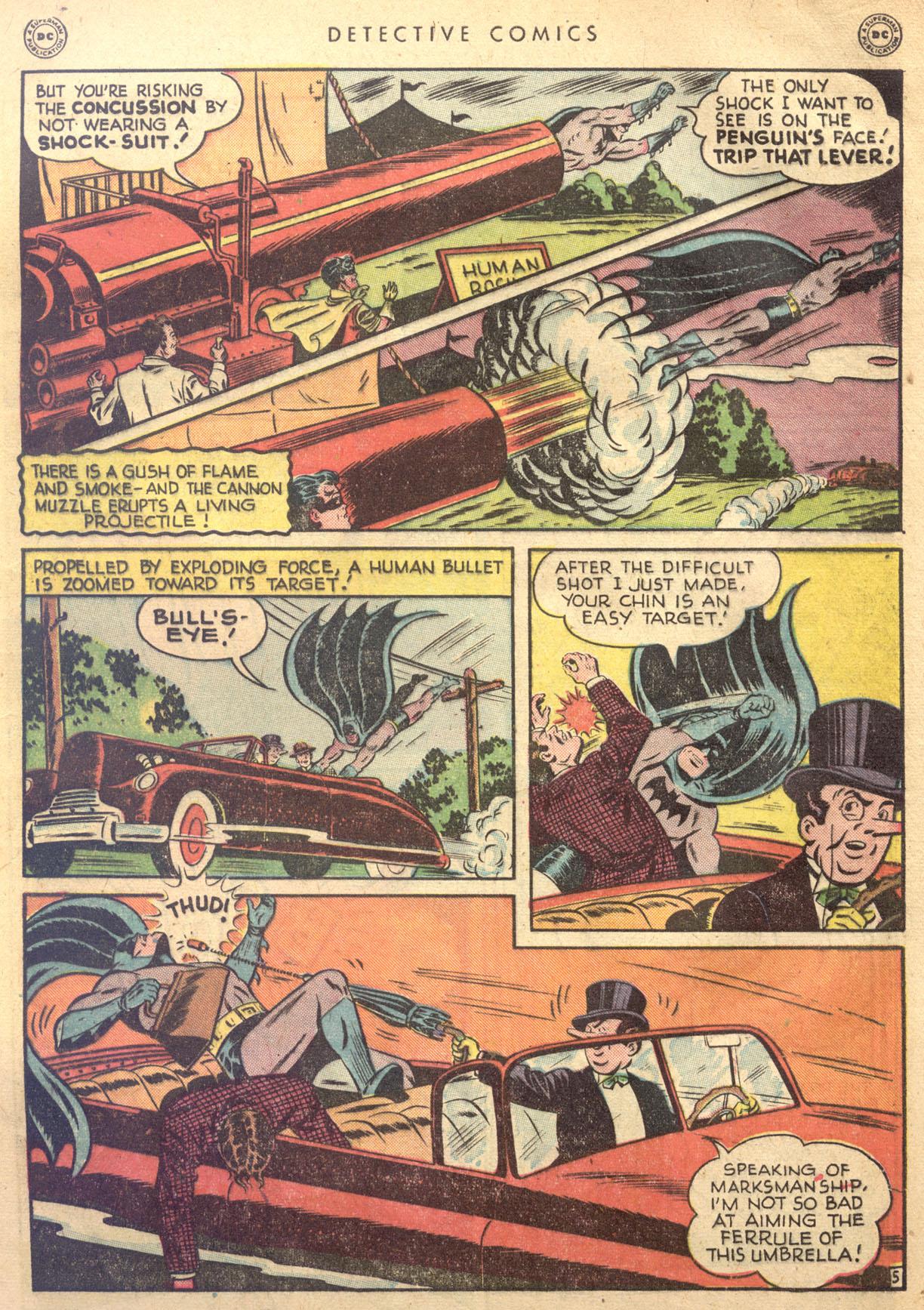 Read online Detective Comics (1937) comic -  Issue #134 - 7