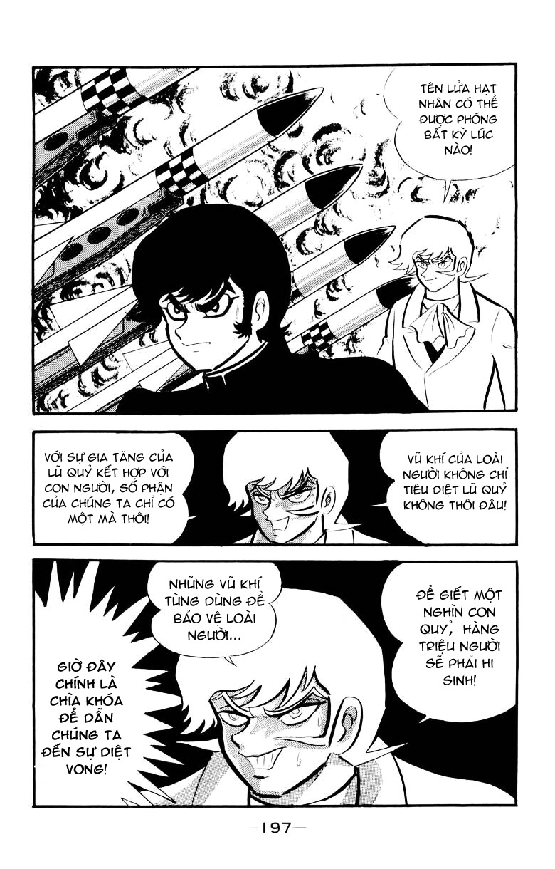 DevilMan chapter 15 trang 32