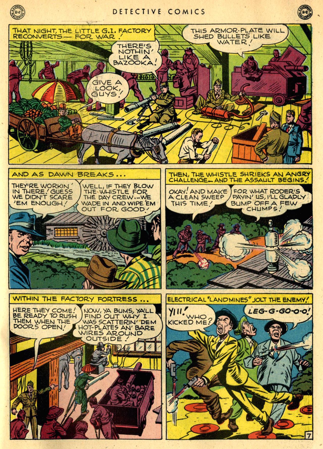 Read online Detective Comics (1937) comic -  Issue #111 - 45