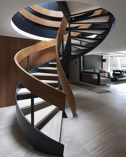 thiết kế cầu thang đẹp - mẫu số 1