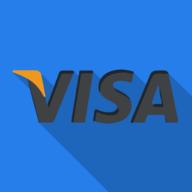 visa square icon