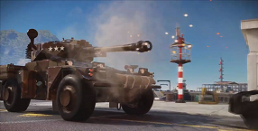 Just Cause 3, CS Odjur, Bavarium, Urga Bkolos, Tanks locations