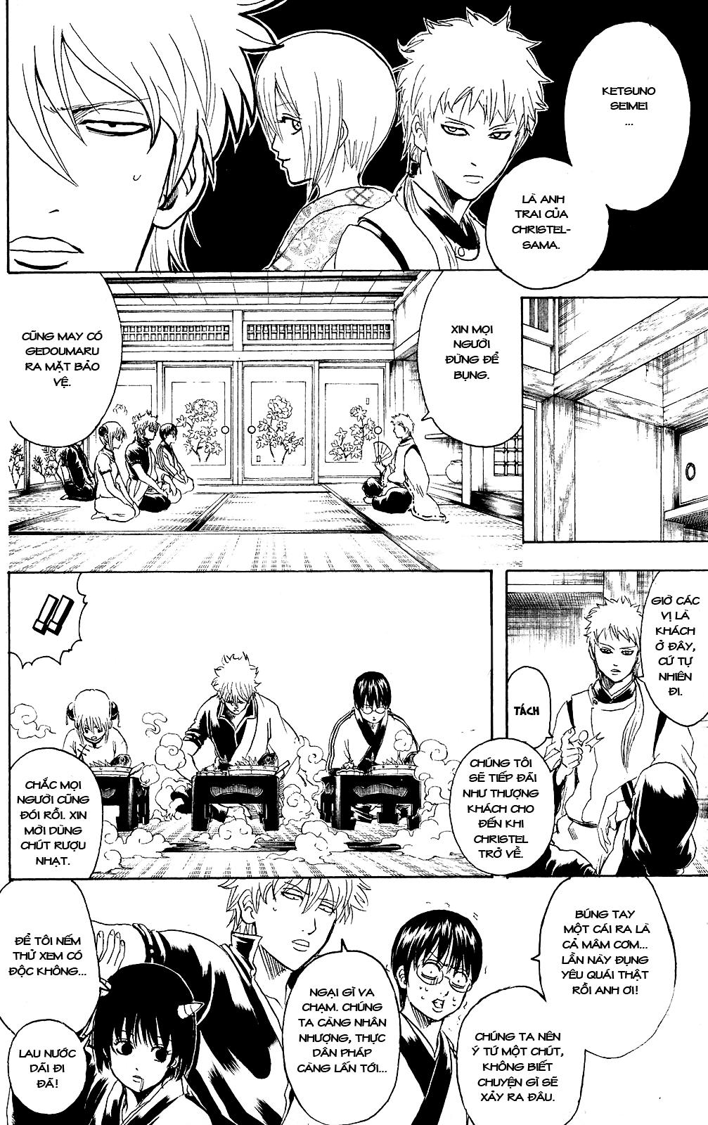 Gintama Chap 283 page 11 - Truyentranhaz.net