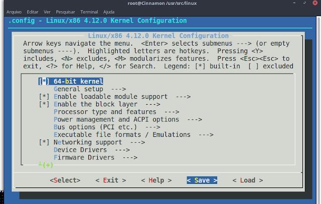 Compilando Kernel Linux
