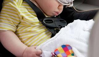 Bunda Hati-hati Gunakan Car Seat, Balita Ini Mati Otak karena Car Seat