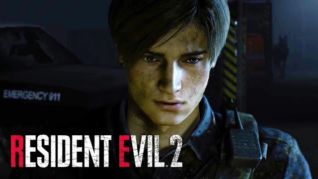 الكشف رسميا عن حجم ملف تحميل لعبة Resident Evil 2 ، رقم مناسب جدا ..