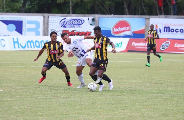 MOCA FC Atlántico FC sin goles