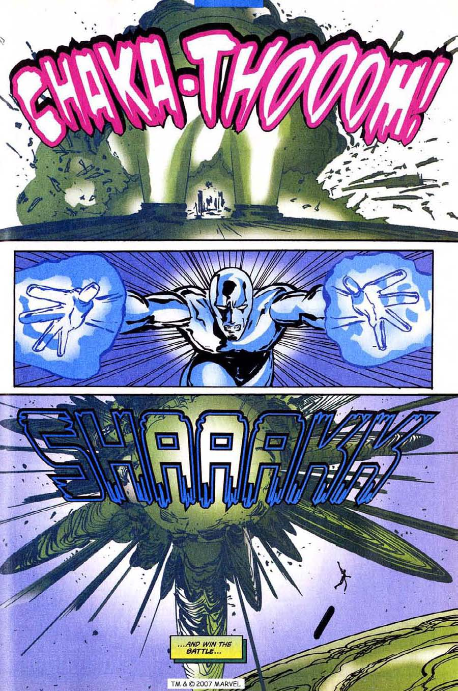 Read online Silver Surfer (1987) comic -  Issue #142 - 35
