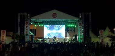 THE TRITORIUM BAND meriahkan Hari Musik Nasional di kota Batam