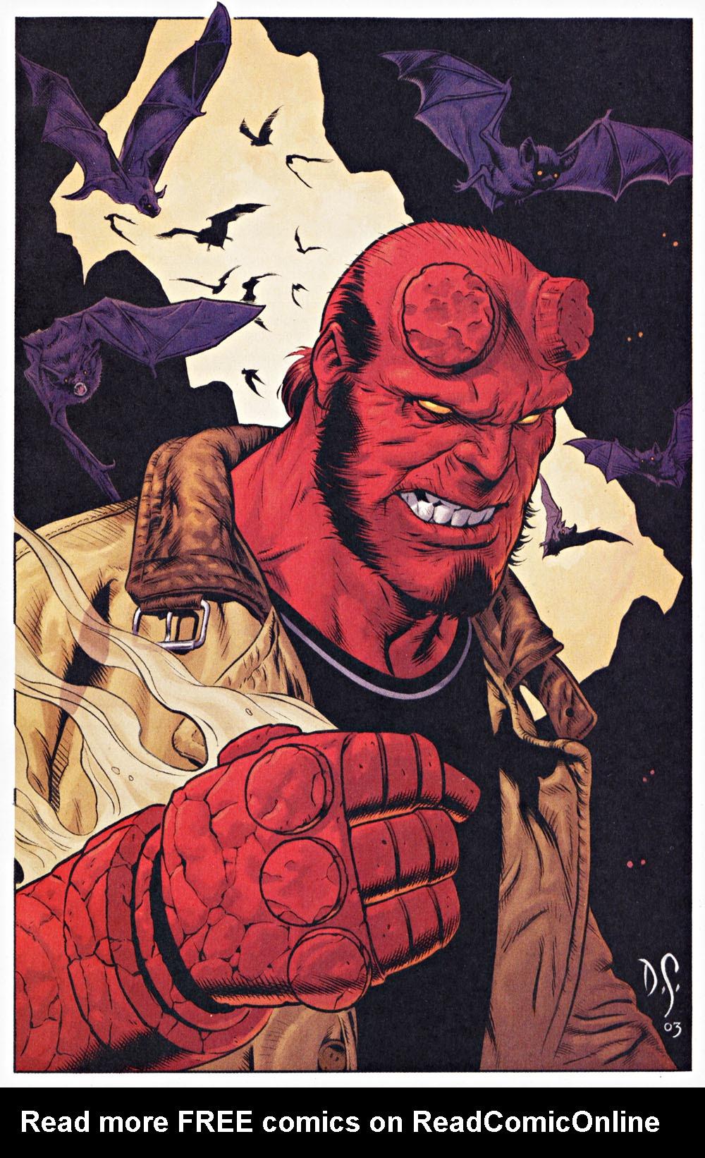 Read online Hellboy: Weird Tales comic -  Issue #7 - 29