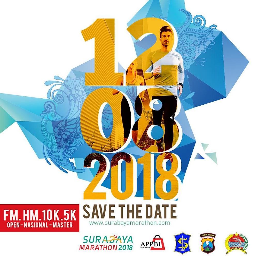 Surabaya Marathon • 2018