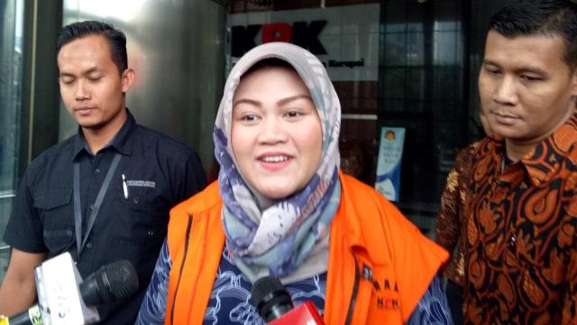 Bupati Neneng: Mendagri Bilang ke saya, Tolong Perizinan Meikarta Dibantu