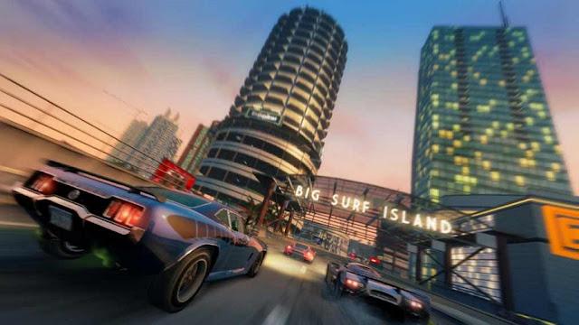 Burnout Paradise HD llegaría el 30 de marzo a Occidente