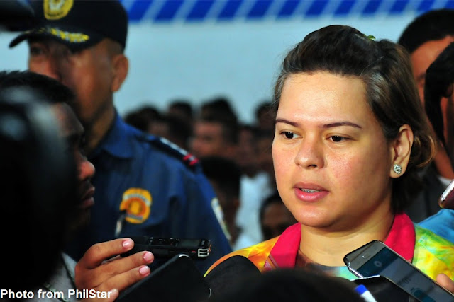 Mayor Sara Duterte: Davao City under hold-and-secure status