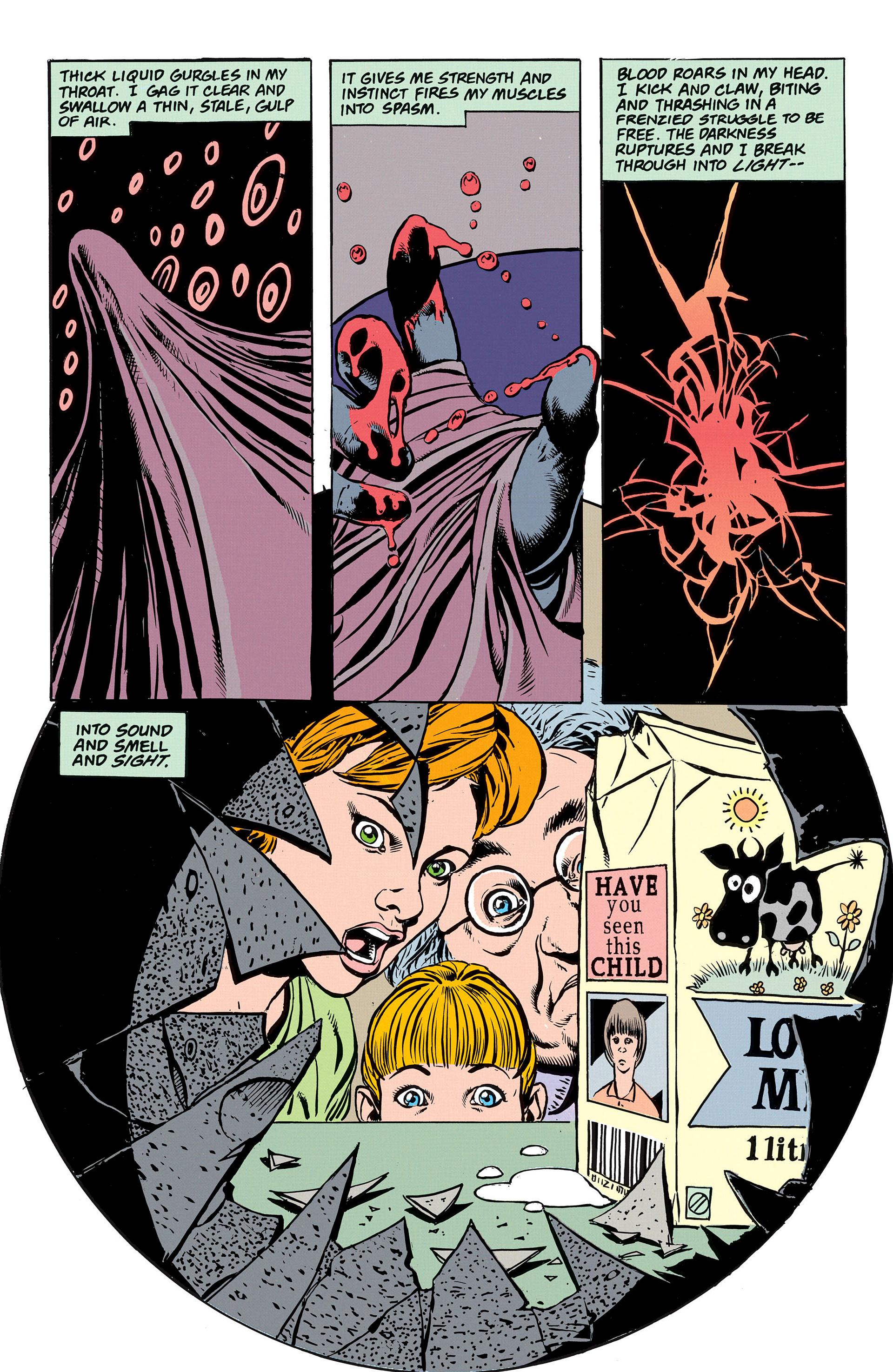 Read online Animal Man (1988) comic -  Issue #56 - 3