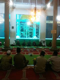 Rehab Masjid Agung Al Fattah Masuki Tahap Kedua, Pemkot Kembali Suntik Rp 10 M