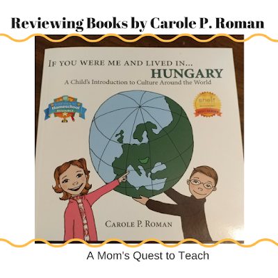 culture, geography, Hungary, American West, Colonial America, Book Reviews, History, hsreivews, children's books