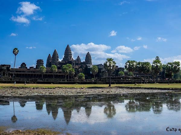 [CAMBODIA] Day 4: Angkor Park @ Siam Reap