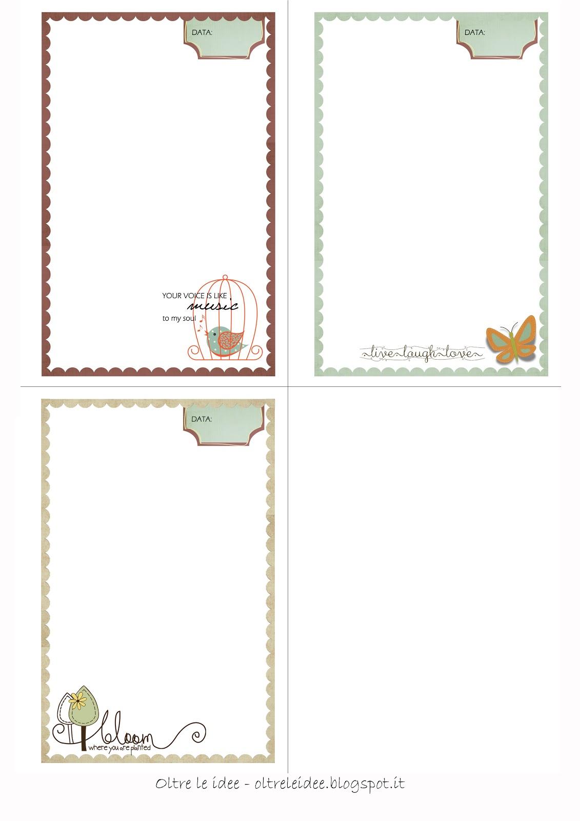 Eccezionale album di nascita + scatola dei ricordi - Oltre le idee LK43