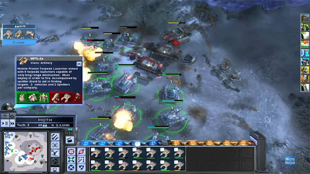 Star Wars Empire At War PC Game